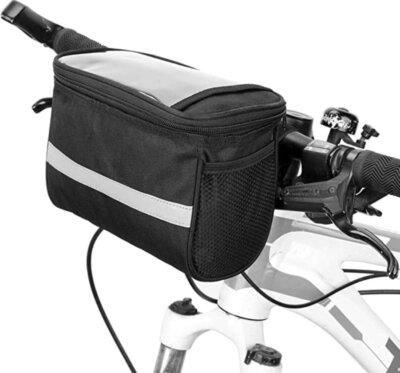 Lixada - Migliore portaoggetti da bici per poliestere 600D