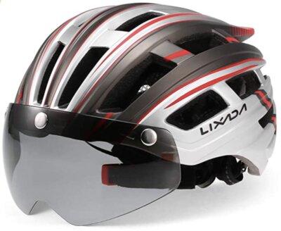 Lixada - Urban e Corsa - Migliore casco da bici per fibbia a sgancio rapido