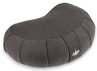 Lotuscraftss - Migliore cuscino da meditazione a mezzaluna