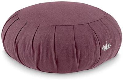 Lotuscraftss - Migliore cuscino da meditazione classico ed ecologico