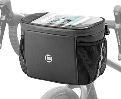 Luckits - Migliore borsa piccola da bici termica