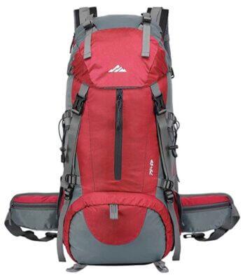 Lukasa - Migliore zaino da alpinismo per capacità totale 50 litri