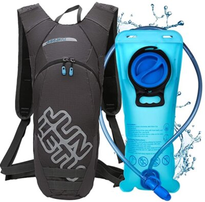 LUROON - Migliore zaino da trail running per l'idratazione a prova di perdite