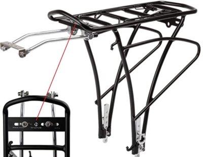 M-Wave - Migliore portapacchi per bici universale