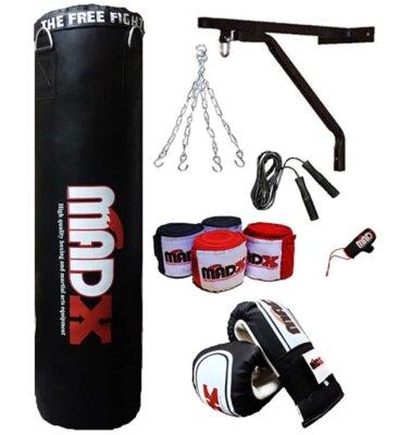madx - migliore sacco da boxe per altezza 121,9 cm