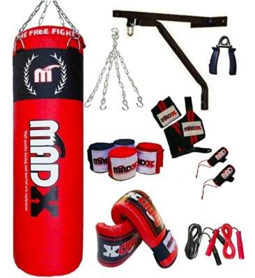 madx - migliore sacco da boxe per versatilità di montaggio