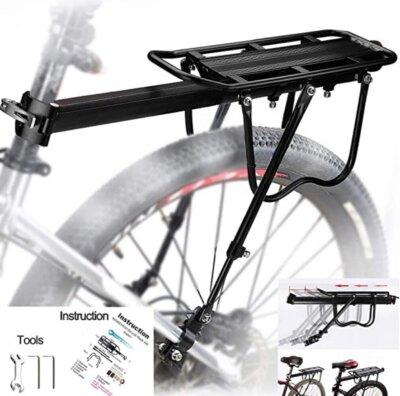 MAIKEHIGH - Migliore portapacchi per bici per design leggero e resistente