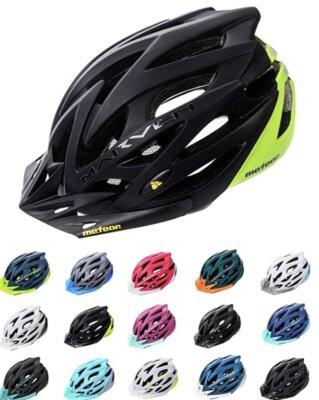 Meteor - MTB - Migliore casco da bici per sistema di ventilazione Air Flow