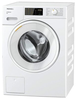Miele WSD 123 WCS - Migliore lavatrice Miele 8 kg per sicurezza