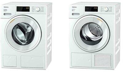 Miele WSD 663 MODERN LIFE - Migliore lavatrice Miele 8 kg bundle