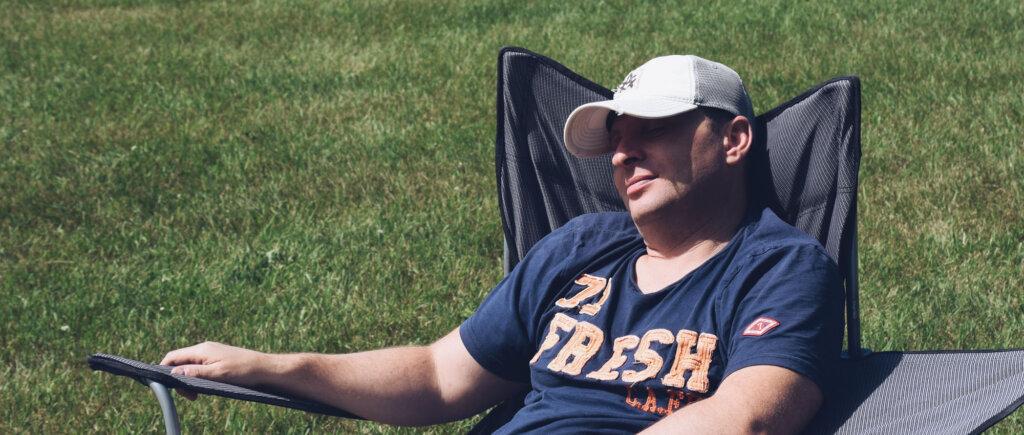 Migliore sedia pieghevole da campeggio