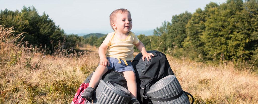 Migliore zaino porta bambino da montagna