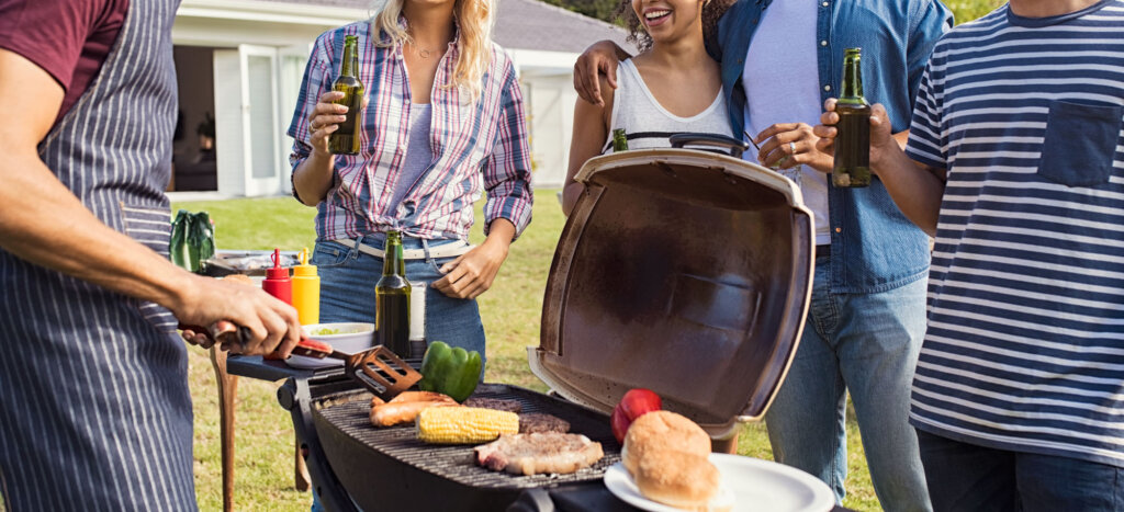 barbecue-carbonella