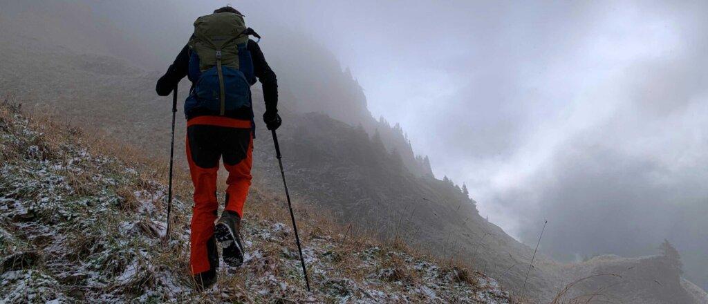 migliori bastoncini da trekking e da hiking