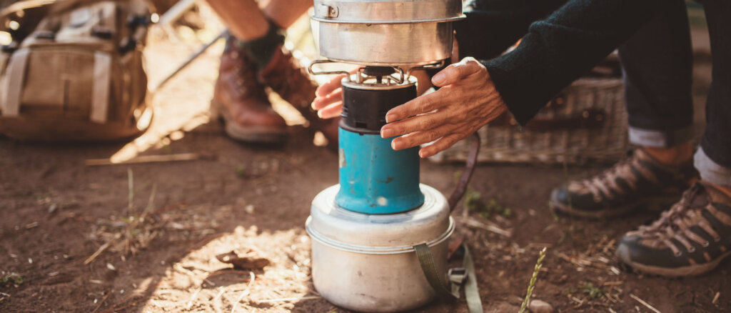 Migliori fornelli a gas da campeggio