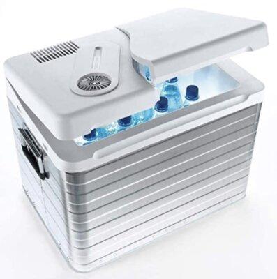 Mobicool - Migliore frigo portatile da campeggio per involucro in alluminio