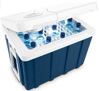 Mobicool - Migliore frigorifero portatile per refrigerazione fino a 18 °C in meno rispetto alla temperatura ambiente