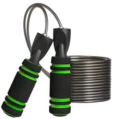 MOCOCITO - Migliore corda per saltare per cavo in acciaio verniciato