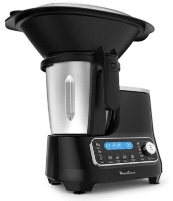 Moulinex ClickChef HF4SPR30 - Migliore robot da cucina Moulinex per 32 diverse funzioni