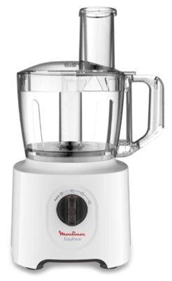 Moulinex FP244110 - Migliore robot da cucina Moulinex per impostazioni di velocità visualizzate su ogni accessorio