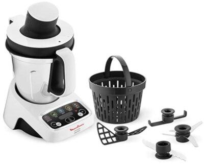 Moulinex HF4041 Volupta - Migliore robot da cucina Moulinex per semplicità di utilizzo
