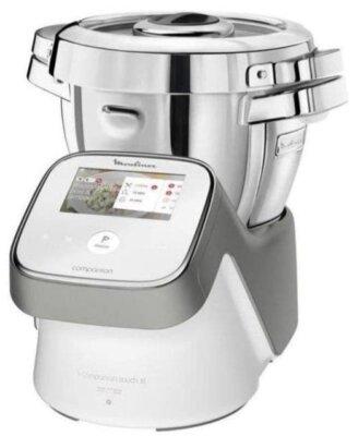 Moulinex hf936e00 - Migliore robot da cucina Moulinex per schermo touch da 4,3 pollici