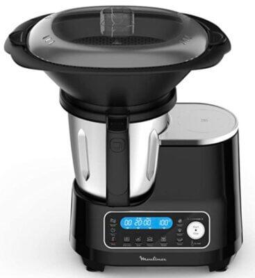 Moulinex - Migliore robot da cucina per design compatto