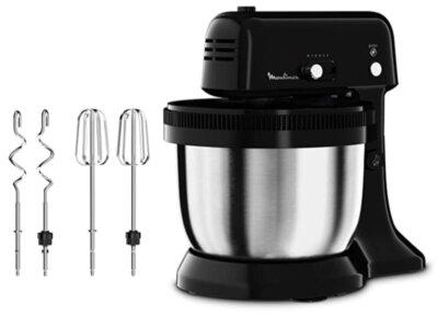 Moulinex QA110810 - Migliore robot da cucina Moulinex per movimento planetario