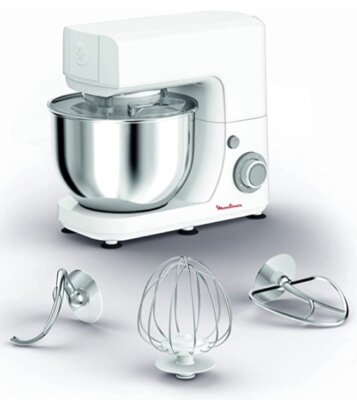 Moulinex QA1501 Masterchef Essential - Migliore robot da cucina Moulinex per famiglie numerose