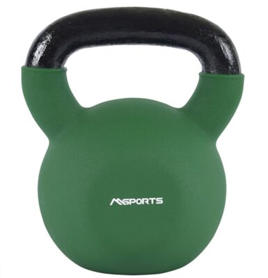 msports - migliore kettlebell con rivestimento in neoprene