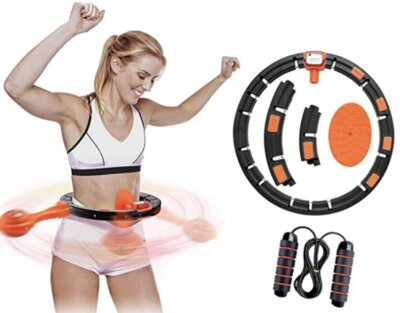 N-N - Migliore hula hoop per contatore e tavola massaggiante
