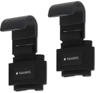 Navaris - Migliori fasce per il sollevamento pesi per custodia inclusa