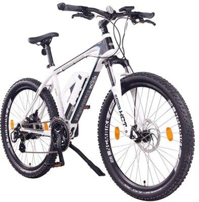 NCM - Migliore bici elettrica per leggerezza e maneggevolezza