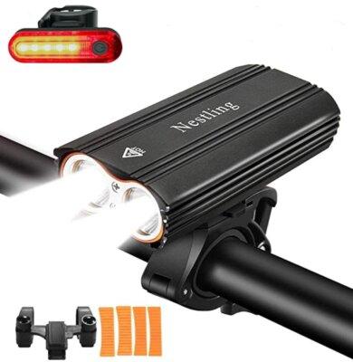 Nestling - Migliore luce per bici per resistenzaV