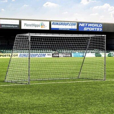 Net World Sports - Migliore porta da calcio per telaio in acciaio galvanizzato