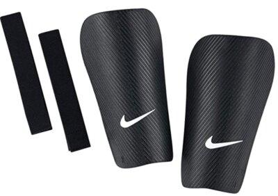 Nike - Migliori parastinchi per linea anatomica differenziata gamba destra e sinistra