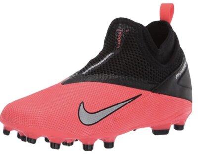 Nike - Migliori scarpe da calcio per bambini con allacciatura interna