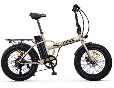 Nilox - Migliore bici elettrica pieghevole per ogni tipologia di terreno