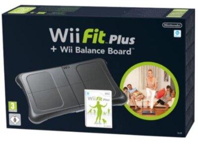 Nintendo - Migliore balance board per console giochi nera
