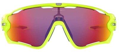 Oakley - Migliori occhiali da running per struttura completa a protezione delle lenti