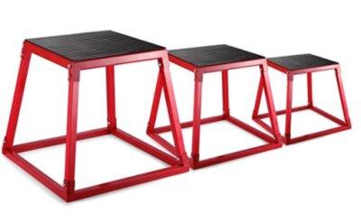 OldFe - Migliore jump box con telaio in acciaio