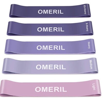 OMERIL - Migliori elastici di resistenza per qualità