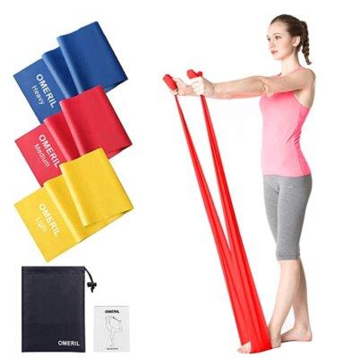 OMERIL - Migliori elastici di resistenza per yoga e pilates