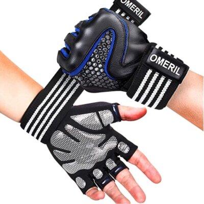 OMERIL - Migliori guanti da palestra per protezione del palmo