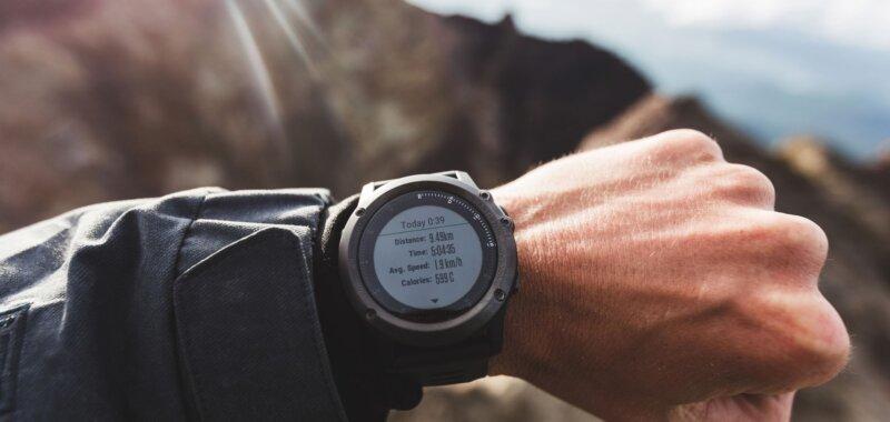 orologi gps da montagna