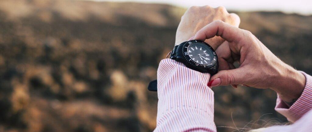 orologio gps da montagna