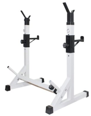 Panca con manubri - Migliore rack per squat per angoli di regolazione