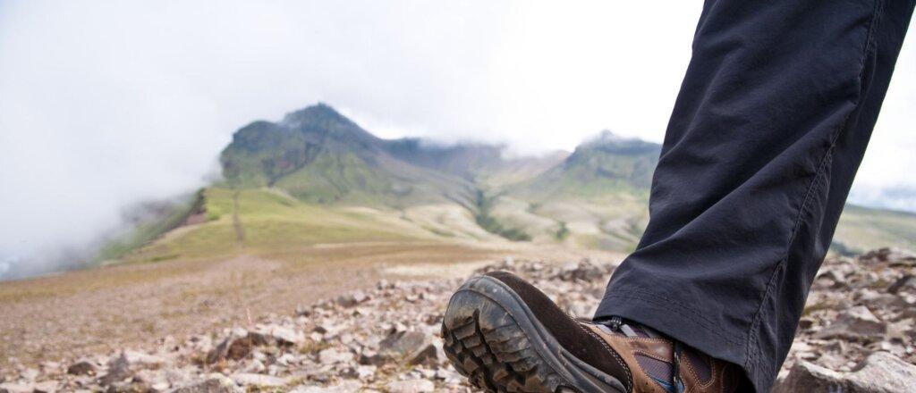 pantaloni da trekking lunghi