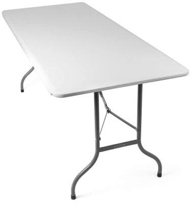 Park Alley- Migliore tavolino pieghevole da campeggio per design pieghevole a metà
