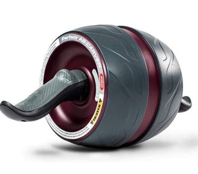 perfect fitness - migliore ruota per addominali per meccanismo a molla brevettato